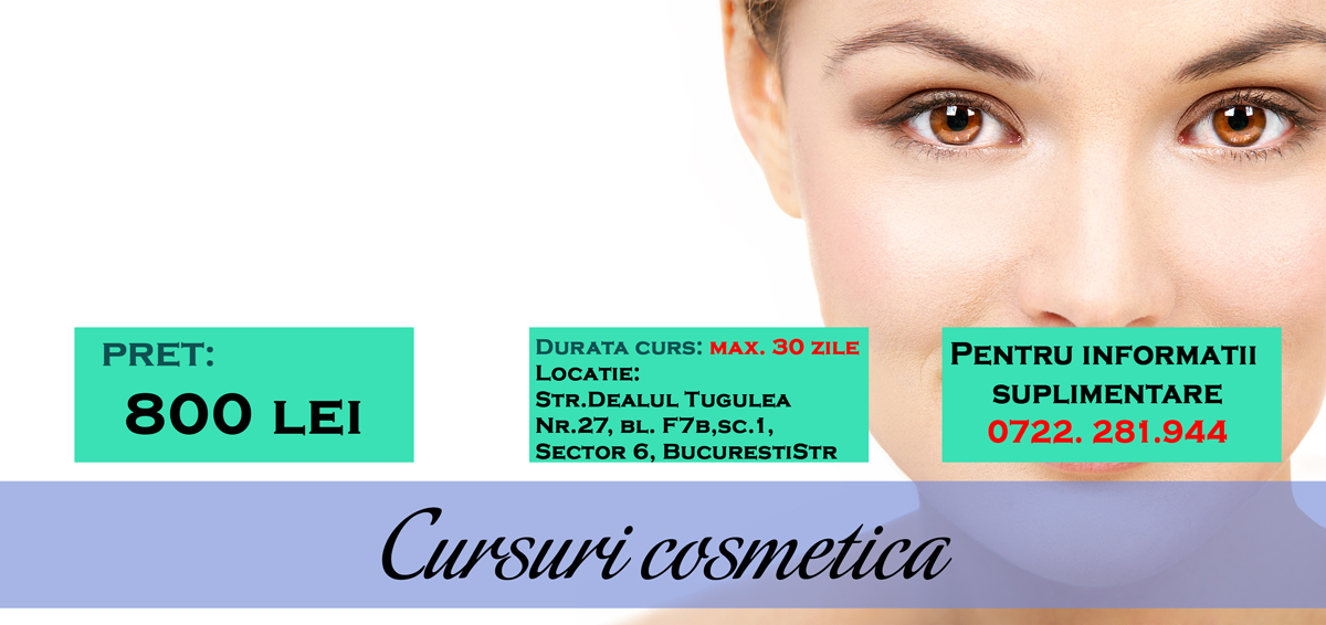 Curs chimie cosmetica